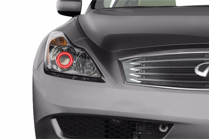 Infiniti G37 Coupe (08-10): Profile Prism Fitted Halos (Kit)