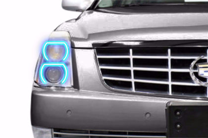 Cadillac DTS (06-11): Profile Prism Fitted Halos (Kit)