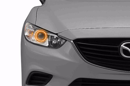 Mazda Mazda6 (14-16): Profile Prism Fitted Halos (Kit)