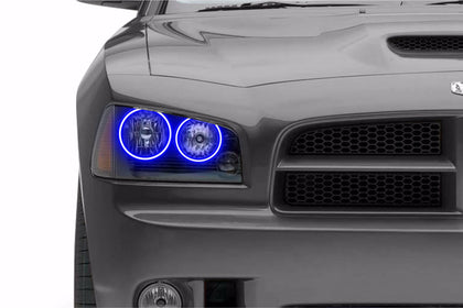 Dodge Charger (06-10): Profile Prism Fitted Halos (Kit)