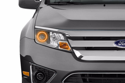 Ford Fusion (10-12): Profile Prism Fitted Halos (Kit)