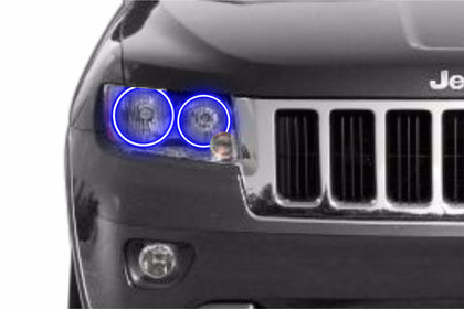 Jeep Grand Cherokee (11-13): Profile Prism Fitted Halos (Kit)