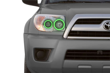 Toyota 4Runner (06-09): Profile Prism Fitted Halos (Kit)