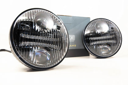 Sealed Beam: Morimoto Sealed6 (5.75in Round)