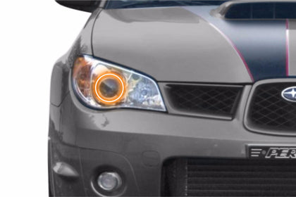 Subaru Impreza WRX (06-07): Profile Prism Fitted Halos (Kit)