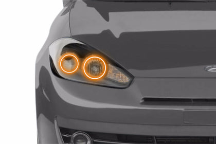 Hyundai Tiburon (07-08): Profile Prism Fitted Halos (Kit)