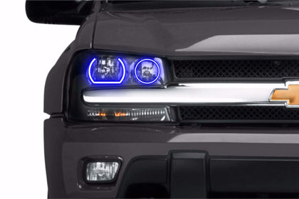 Chevrolet Trailblazer (02-09): Profile Prism Fitted Halos (Kit)