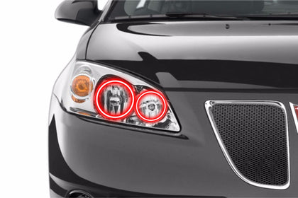 Pontiac G6 (05-10): Profile Prism Fitted Halos (Kit)