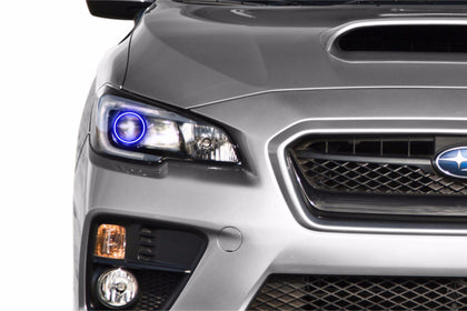 Subaru Impreza WRX w/ OEM LED (15-18): Profile Prism Fitted Halos (Kit)