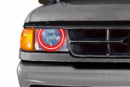 Ford Ranger (93-97): Profile Prism Fitted Halos (Kit)