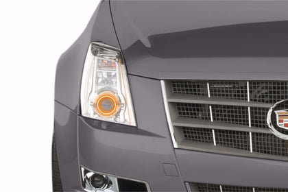 Cadillac CTS (08-11): Profile Prism Fitted Halos (Kit)