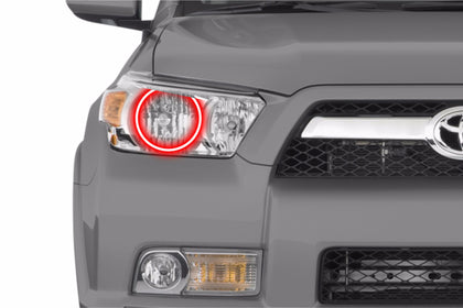Toyota 4Runner (10-13): Profile Prism Fitted Halos (Kit)