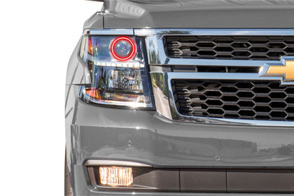 Chevrolet Suburban (15-17): Profile Prism Fitted Halos (Kit)