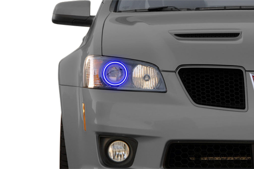 Pontiac G8 (08-09): Profile Prism Fitted Halos (Kit)