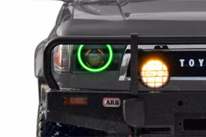 Toyota 4Runner (90-95): Profile Prism Fitted Halos (Kit)