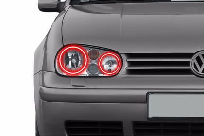 Volkswagen Golf (99-06): Profile Prism Fitted Halos (Kit)