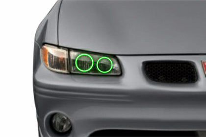Pontiac Grand Prix (97-03): Profile Prism Fitted Halos (Kit)