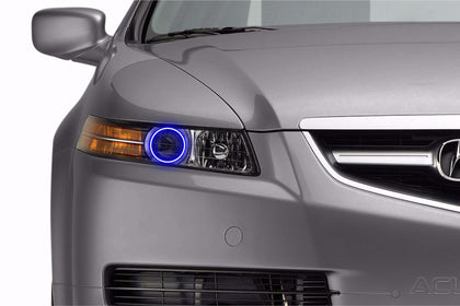 Acura TL (04-08): Profile Prism Fitted Halos (Kit)