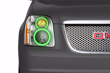 GMC Yukon (07-13): Profile Prism Fitted Halos (Kit)