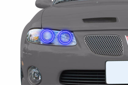 Pontiac GTO (04-06): Profile Prism Fitted Halos (Kit)