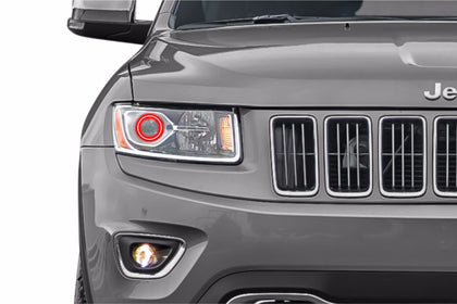 Jeep Grand Cherokee (14-15): Profile Prism Fitted Halos (Kit)