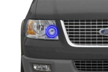 Ford Expedition (03-06): Profile Prism Fitted Halos (Kit)