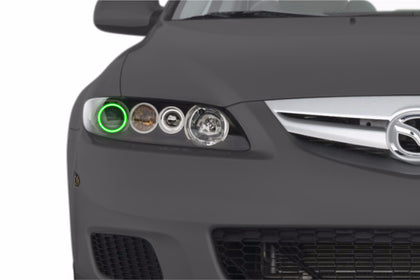 Mazda Mazda6 (03-08): Profile Prism Fitted Halos (Kit)