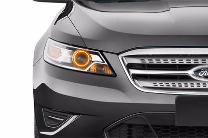 Ford Taurus (10-12): Profile Prism Fitted Halos (Kit)