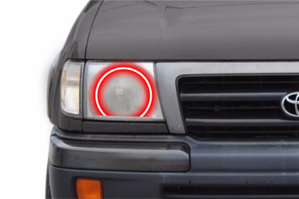 Toyota Tacoma (98-00): Profile Prism Fitted Halos (Kit)