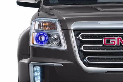 GMC Terrain (10-16): Profile Prism Fitted Halos (Kit)