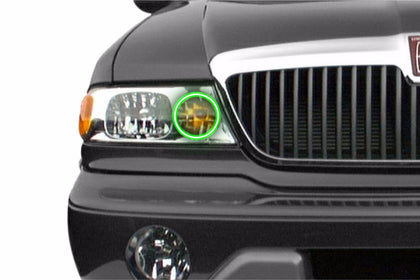 Lincoln Navigator (98-02): Profile Prism Fitted Halos (Kit)
