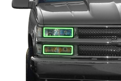 Chevrolet Silverado (88-99): Profile Prism Fitted Halos (Kit)