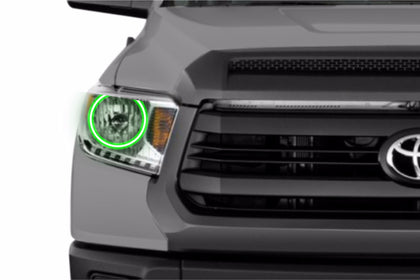 Toyota Tundra (14-20): Profile Prism Fitted Halos (Kit)
