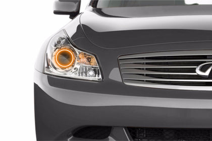 Infiniti G37 Sedan (07-09): Profile Prism Fitted Halos (Kit)