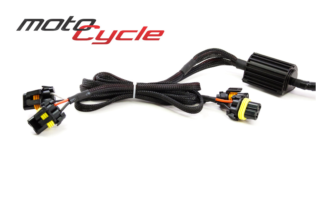 H4: Dual Output Motocycle