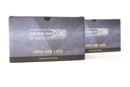 High Beam: Morimoto Mini HB LED