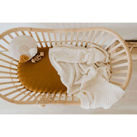 Load image into Gallery viewer, Bronze | Bassinet Sheet / Change Pad Cove