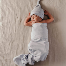 Load image into Gallery viewer, Alaska I Baby Jersey Wrap & Beanie Set