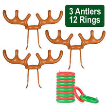 Load image into Gallery viewer, Christmas Reindeer Ring Toss Game (Must Have 50% Off Sale)