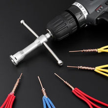 Load image into Gallery viewer, Wire Stripping And Twisting Tool 【Hot Sale 60% OFF】