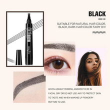 Load image into Gallery viewer, Waterproof Microblading Eyebrow Pen