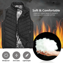 Load image into Gallery viewer, Unisex Warming Heated Vest 【Hot Sale 50% OFF】