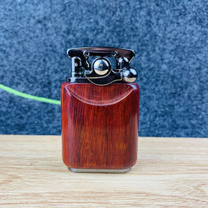 Rosewood + Sandalwood Kerosene Lighter