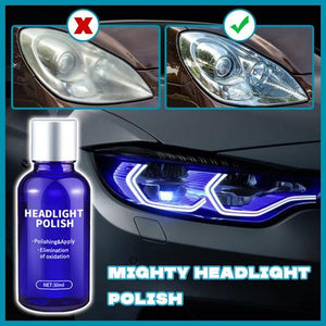 Headlight Polish【Hot Sale 50% OFF】