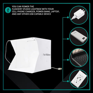 Mini Photography Studio Lightbox