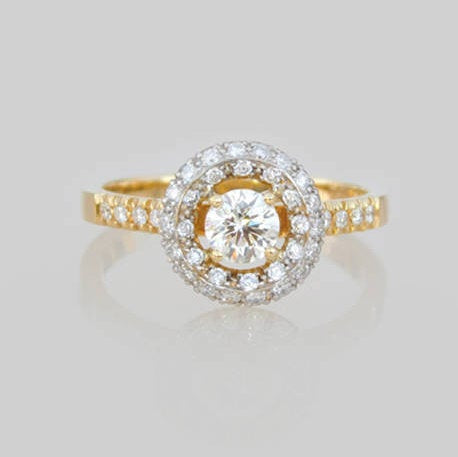 Yasmin Engagement Diamond Ring