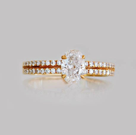 Nikkia Engagement Diamond Ring