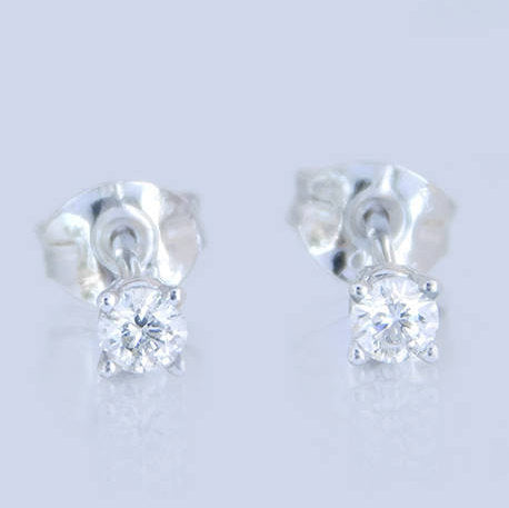 Nora Diamond Stud Earrings