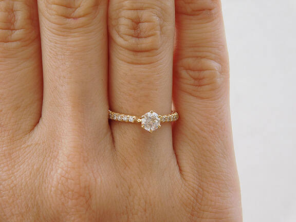 Clara Engagement Diamond Ring