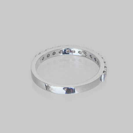 Erin Half Eternity Diamond Ring